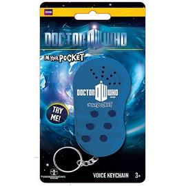 Doctor Who - In Your Pocket Talking Key Chain