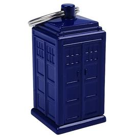 Doctor Who - TARDIS Secret Bank Key Chain