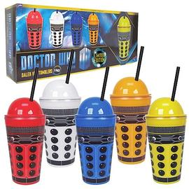 Doctor Who - Dalek 16 oz. Tumbler Set of 5