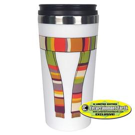 Doctor Who - EE Exclusive 4th Doctor Scarf Travel Mug