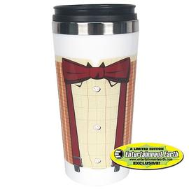 Doctor Who - EE Exclusive 11th Doctor Bowtie Travel Mug