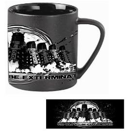 Doctor Who - Dalek Mug You Will All Be Exterminated