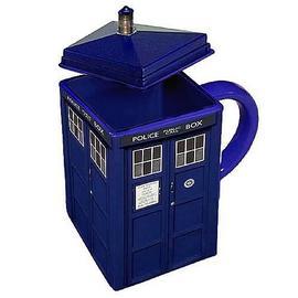 Doctor Who - Figural TARDIS Mug
