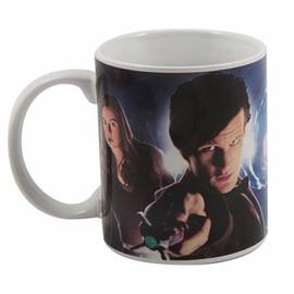 Doctor Who - Matt Smith and Amy Pond Mug