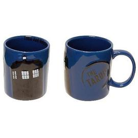 Doctor Who - TARDIS 11-ounce Blue Mug