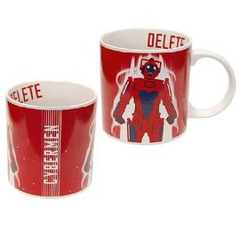 Doctor Who - Cyberman Mug