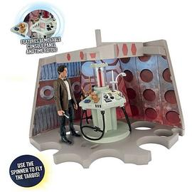 Doctor Who - Junk TARDIS Console Playset