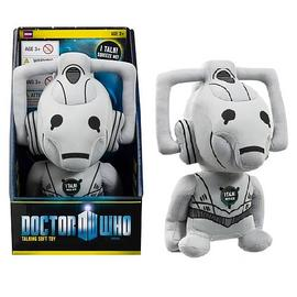 Doctor Who - Cyberman Medium Sized Talking Plush