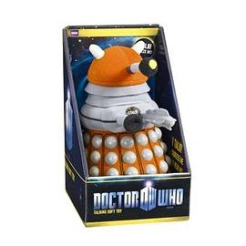 Doctor Who - Medium Talking Orange Dalek Plush