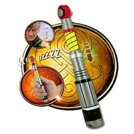 Doctor Who - Exclusive Third Doctor Sonic Screwdriver