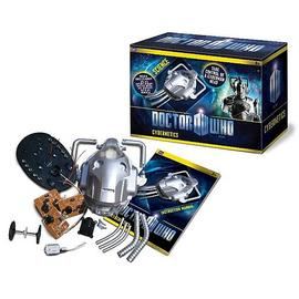 Doctor Who - Cybernetics Build-A-Cyberman Science Kit