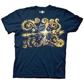 Doctor Who - Van Gogh Pandoric Opens T-Shirt