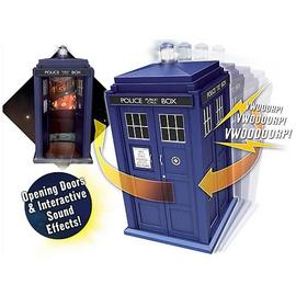 Doctor Who - Flight Controlled TARDIS Vehicle
