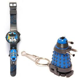 Doctor Who - Dalek Whiz Remote Control Dalek Watch