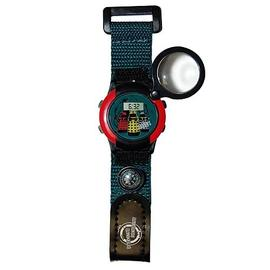 Doctor Who - Magnifying Compass Watch with Sound