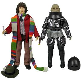 Doctor Who - Fourth Doctor & Sontaran Styre Action Figures