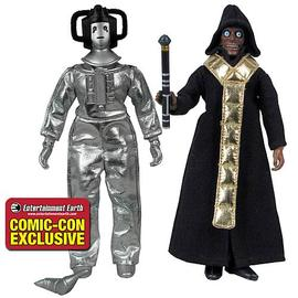 Doctor Who - Cyberleader & The Master Exclusive Action Figures