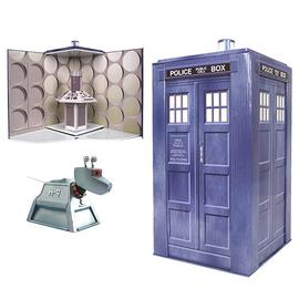Doctor Who - TARDIS Collectible Set with K-9 Figure