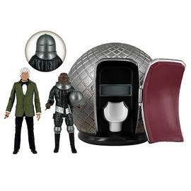 Doctor Who - Time Warrior Action Figure Box Set