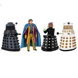 Doctor Who - Revelation of the Daleks Action Figure Set