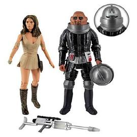 Doctor Who - Invasion of Time Action Figure Set