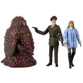 Doctor Who - The Three Doctors Action Figure 3-Pack