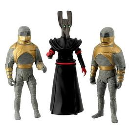 Doctor Who - Pyramids of Mars Collector Action Figure 3-Pack