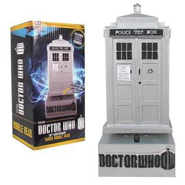 Doctor Who - 50th Anniversary TARDIS Bobble Head With Sound