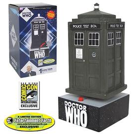 Doctor Who - Original TARDIS Bobble Head - SDCC Exclusive