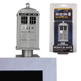 Doctor Who - 50th Anniversary TARDIS Monitor Mate Bobble Head