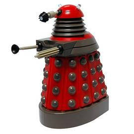 Doctor Who - Talking Red Dalek Money Bank