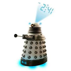 Doctor Who - Dalek Projector Alarm Clock