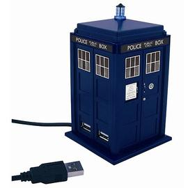 Doctor Who - TARDIS USB Hub