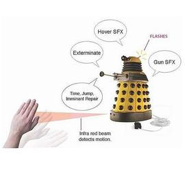 Doctor Who - Yellow Dalek Desk Protector