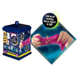 Doctor Who - TARDIS Cyber Nano Goo Pod with Micro-Figure