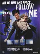 Doctor Who (TV) - 11 x 17 TV Poster - Style B