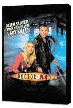 Doctor Who (TV) - 11 x 17 TV Poster - Style A - Museum Wrapped Canvas