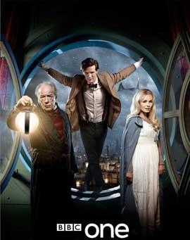 Doctor Who (TV) - 11 x 17 TV Poster - UK Style L