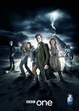 Doctor Who (TV) - 11 x 17 TV Poster - UK Style M