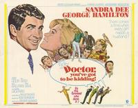 Doctor, Youve Got to be Kidding - 11 x 14 Movie Poster - Style A