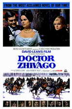 Doctor Zhivago - 11 x 17 Movie Poster - Style A