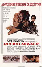 Doctor Zhivago - 11 x 17 Movie Poster - Style D