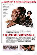 Doctor Zhivago - 27 x 40 Movie Poster - Style A