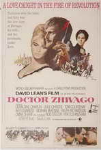 Doctor Zhivago - 27 x 40 Movie Poster