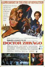 Doctor Zhivago - 27 x 40 Movie Poster - Style B
