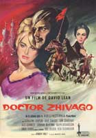 Doctor Zhivago - 27 x 40 Movie Poster - Spanish Style C