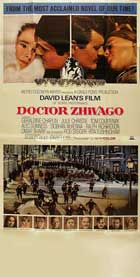 Doctor Zhivago - 20 x 40 Movie Poster - Style A