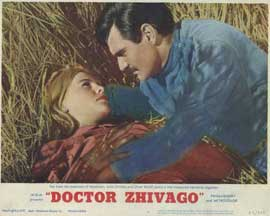 Doctor Zhivago - 11 x 14 Movie Poster - Style B