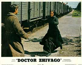 Doctor Zhivago - 11 x 14 Movie Poster - Style C