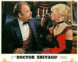 Doctor Zhivago - 11 x 14 Movie Poster - Style D